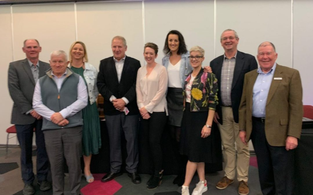 2019 AGM and President's Report